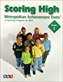 Wright Group/McGraw-Hill: Scoring High on the MAT 8 - Student Edition - Grade 2