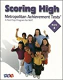 Wright Group/McGraw-Hill: Scoring High on the MAT 8 - Student Edition - Grade 4