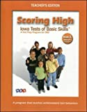 Wright Group/McGraw-Hill: Scoring High Teacher Edition W/Poster, Grade 1