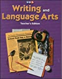 Williams, James D.: Writing and Language Arts - Teacher's Edition - Grade 4