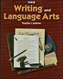 Williams, James D.: Writing and Language Arts - Teacher's Edition - Grade 6
