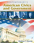 American Civics and Government - Softcover…