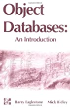 Object databases : an introduction by Barry…
