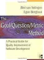 Goal/Question/Metric Method by Rini Van…