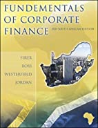Fundamentals of Corporate Finance by Colin…