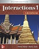 Kirn, Elaine: Interactions 1 Grammar Student e-Course Standalone Code: Silver Edition