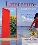 Delbanco, Nicholas: Literature: Craft and Voice (Volume 3, Drama)