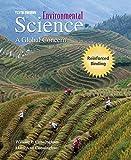 Cunningham,William: Environmental Science: A Global Concern (NASTA Hardcover Reinforced High School Binding)