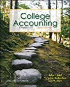 College Accounting: Chapters 1-14 by John J.…