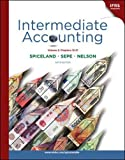 Spiceland, J. David: Intermediate Accounting Volume 2 (Ch 13-21) with British Airways Report