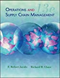 Jacobs, F. Robert: Operations and Supply Chain Management with Connect Plus