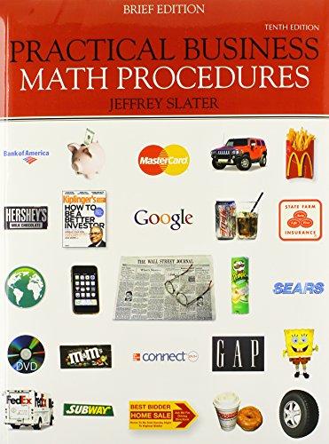 practical-business-math-procedures-brief-edition-with-business-math-handbook-student-dvd-wsj-insert-connect-access-card