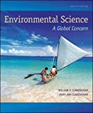 Cunningham, William: Package: Environmental Science with Connect Plus 1-semester Access Card