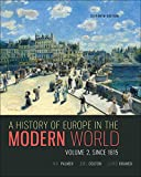 Palmer, R. R.: A History of Europe in the Modern World, Volume 2