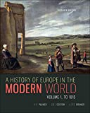 Palmer, R. R.: A History of Europe in the Modern World, Volume 1