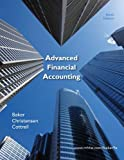Baker, Richard: Advanced Financial Accounting with Connect Plus
