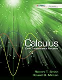 Smith, Robert: Combo: Calculus - Early Transcendental Functions with ALEKS Prep Calc