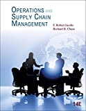 Jacobs, F. Robert: Operations and Supply Chain Management