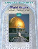 Mitchell, Joseph: Annual Editions: World History, Volume 1: Prehistory to 1500, 10/e
