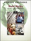 Mitchell, Joseph: Annual Editions: World History, Volume 2: 1500 to the Present, 10/e