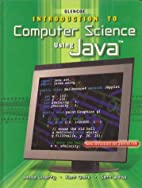 Introduction To Computer Science Using Java,…