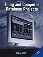 Filing and Computer Database Projects…