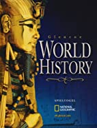 Glencoe World History, Student Edition by…