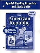 The American Republic Since 1877, Spanish…