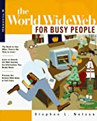 The World Wide Web for Busy People by…