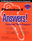 Busch, David D.: Photoshop 4 Answers!: Certified Tech Support (Answers Series)