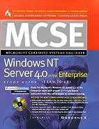 MCSE Windows NT Server 4.0 in the Enterprise…