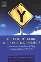 The Real Life Guide to Accounting Research:…