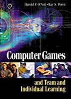 Computer Games and Team and Individual…