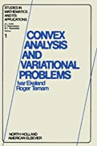 Convex Analysis and Variational Problems…