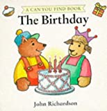 Richardson, John: Birthday Party (Can You Find?)