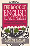 The Book of English Place Names cover image