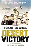 Thompson, Julian: Forgotten Voices Desert Victory