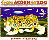 Satoshi Kitamura: From Acorn to Zoo and Everything in Between in Alphabetical Order (Red Fox Picture Books)