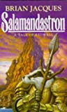 Jacques,Brian: SALAMANDASTRON:A NOVEL OF REDWALL.