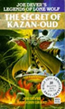 The Secret of Khazan-Oud by Joe Dever