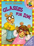 Brown, Marc: Glasses for D.W.: An Arthur Sticker Book (Red Fox Picture Books)