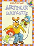 Brown, Marc: Arthur Babysits (Red Fox picture book)