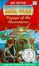 Voyage of the Moonstone by Joe Dever