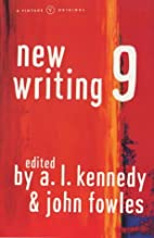New Writing 9 by John Fowles