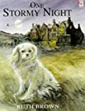 Brown, Ruth: One Stormy Night (Red Fox Picture Books)