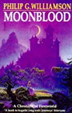 Moonblood by Philip G. Williamson