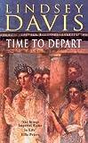 Lindsey Davis: Time to Depart