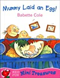Babette Cole: Mummy Laid An Egg (Red Fox Mini Treasure)