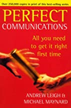 PERFECT Communications : All You Need to Get…
