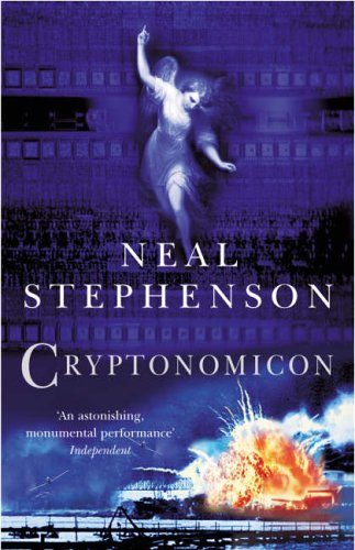 Cover of Cryptonomicon by Neal Stephenson